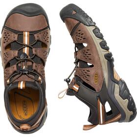 Keen Arroyo III Sandals Herren cuban/golden brown